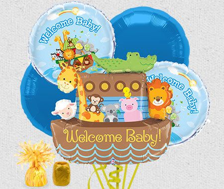 Themes, Baby Shower, Party, Balloons