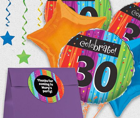 Adult, Birthday, Party, Celebration, Party Supplies