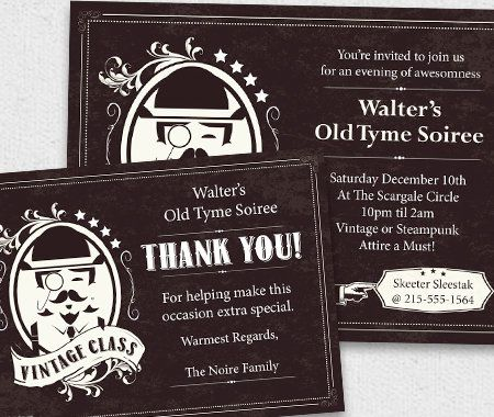 Adult, Birthday, Party, Celebration, Personalization, Vintage Dude