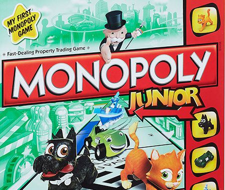 Toys, Games, Gifts, Games, Board Games, Monopoly