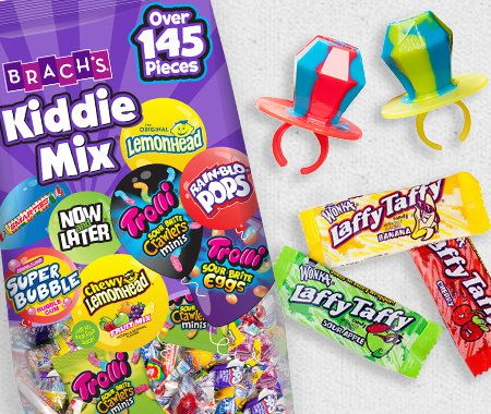Pinata Candy, Mixed Candy, Kiddie Mix