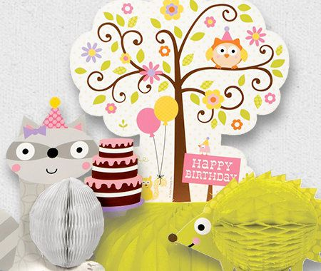 Decorations, Tableware Decorations, Birthday Decorations