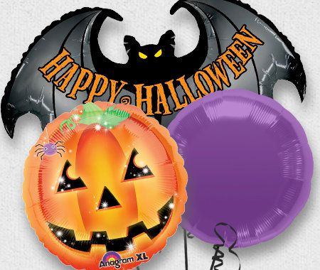 balloons halloween party favors - Halloween Party Supplies