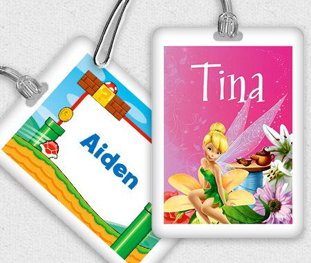 Favors & Gifts, Party, Personalization, Bag Tags
