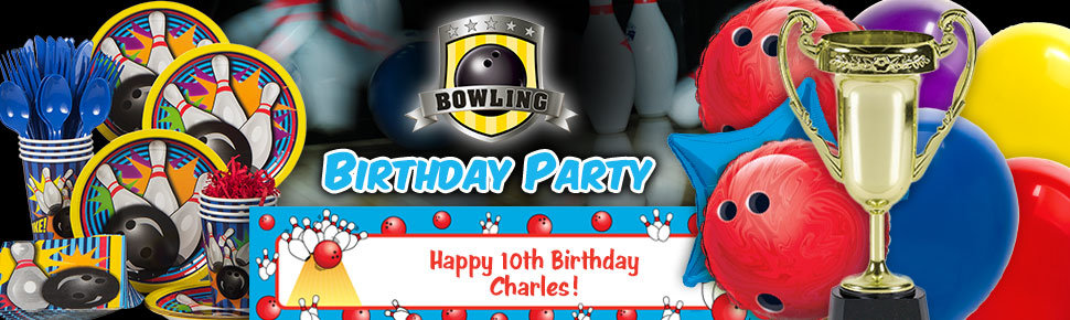 Bowling Party Ideas