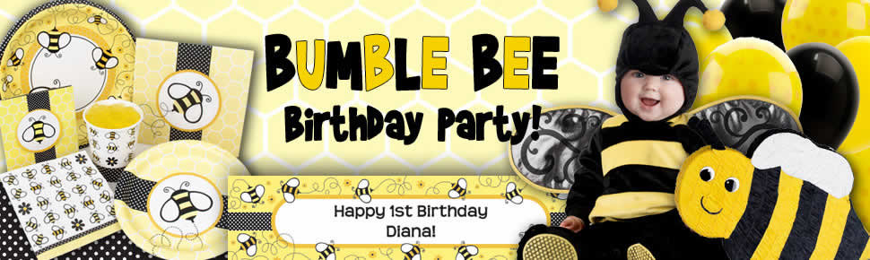 Have A Birthday Party That Is Sweet As Honey And Cute Can Bee Nothing Ushers In The Warm Springtime Air Like Arrival Of Bees Busily