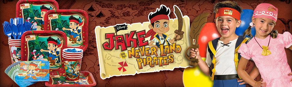 Jake & the Never Land Pirates