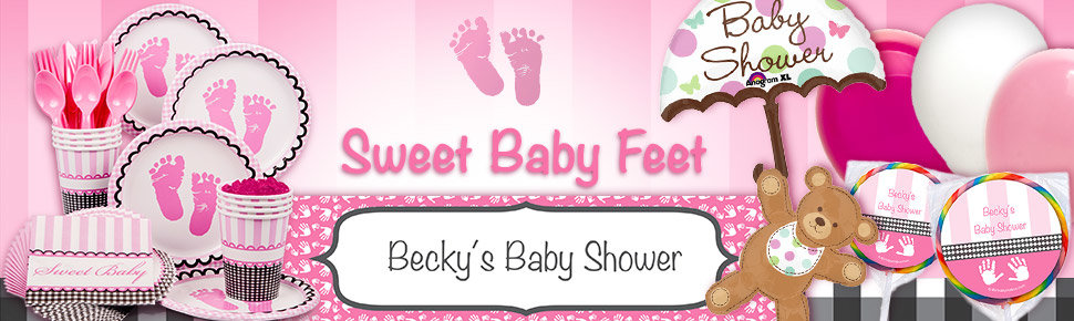 Baby Feet Pink