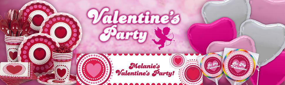 Valentine's Party Ideas