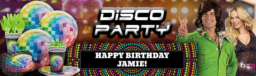70s Disco Party for Kids | Kids Party Ideas at Birthday in ...