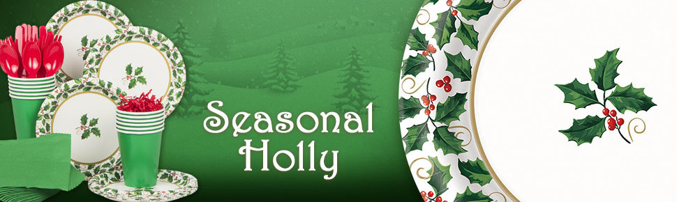Seasonal Holly