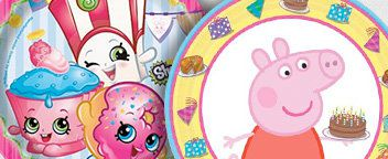 Shop Girls Party Supplies