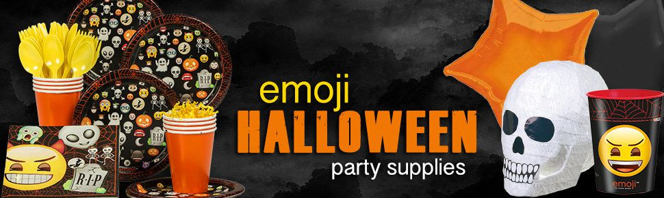 Emoji Halloween Party