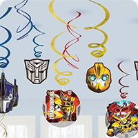 Transformers Birthday Party Decorations Supplies And Ideas