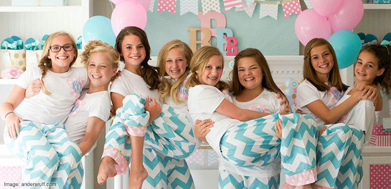 Sleepover Party Ideas Slumber Party Ideas At Birthday In