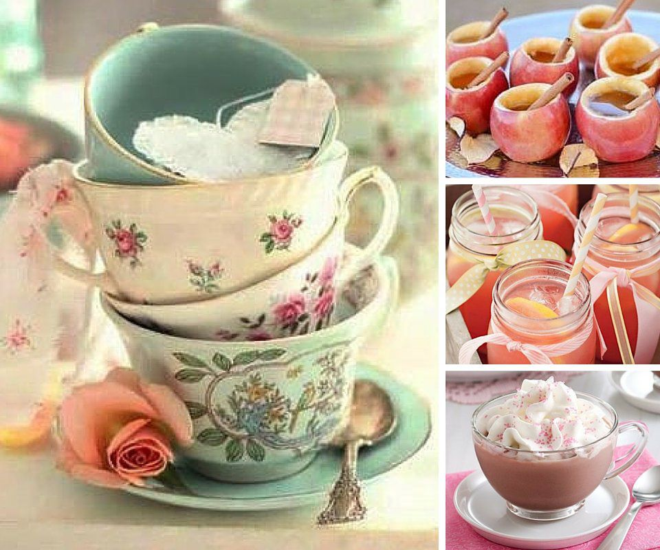 Tea Party Ideas For Little Girls Birthday In A Box