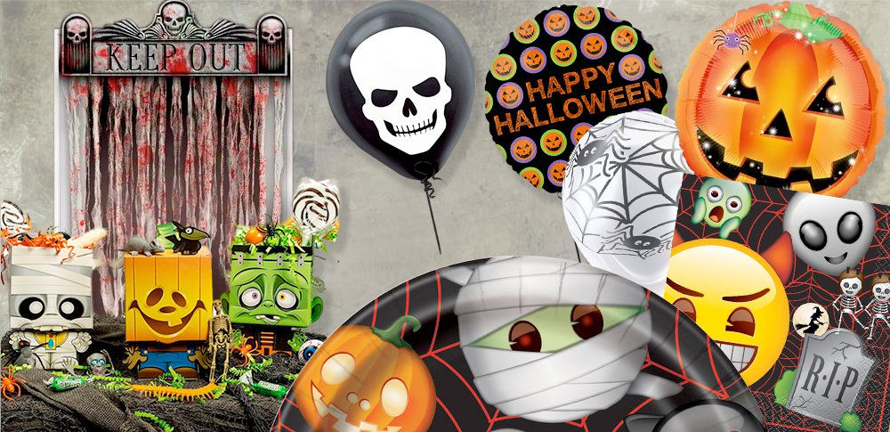 weve compiled some general party planning tips as well as great suggestions for halloween decorations - Halloween Party Supplies