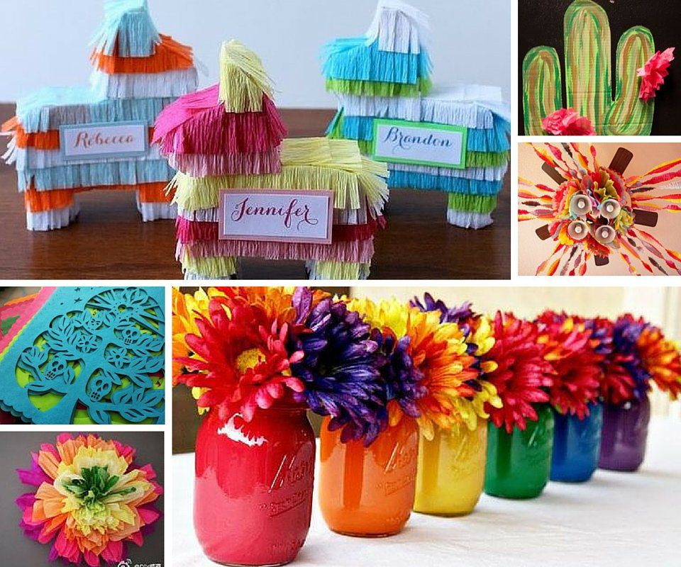 Mexican Fiesta Party Ideas Kids At Birthday