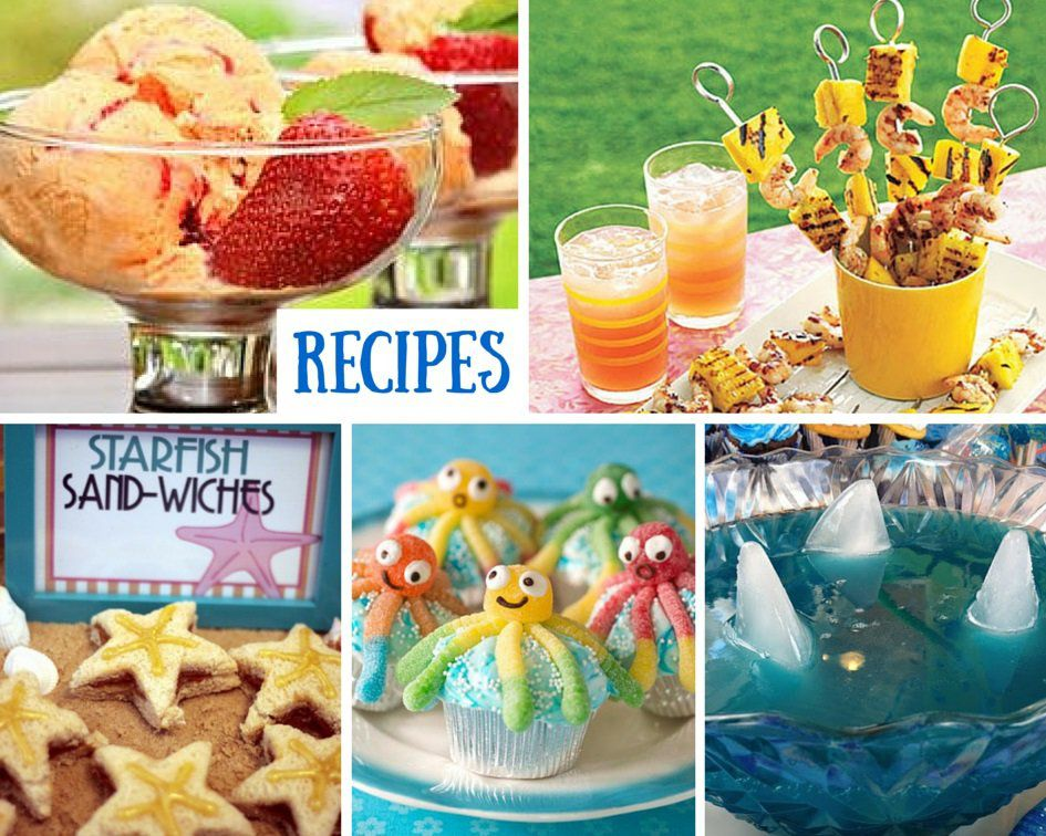 Beach Party Ideas For Kids