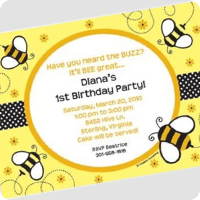 Bumble Bee Birthday Party Ideas Supplies And Decorations