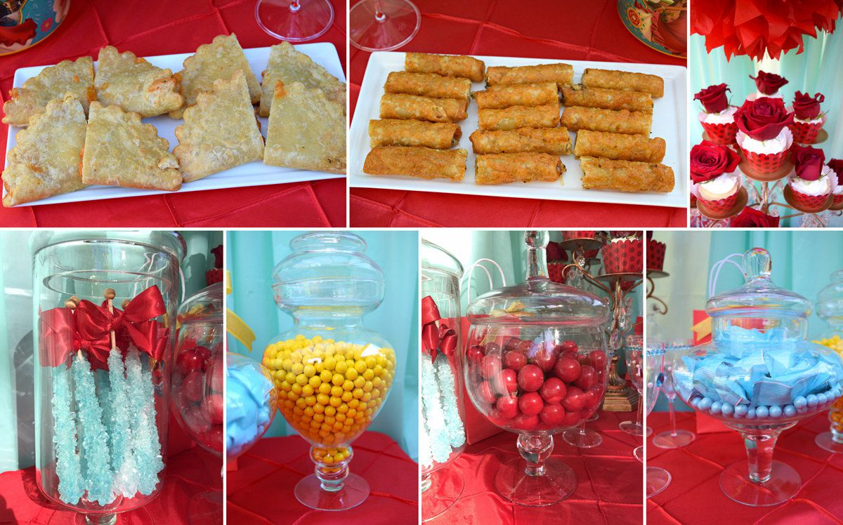 Elena Of Avalor Party Food