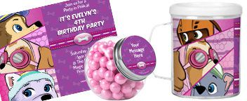 Pink Paw Patrol Party Ideas Party Ideas By Birthday In A Box