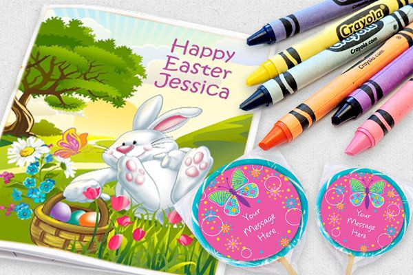 Easter Spring Personalization
