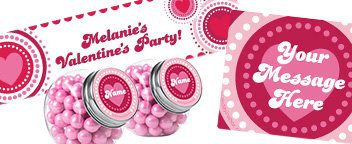 Valentine's Day Personalization