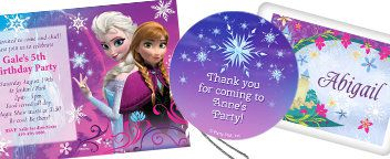 Frozen Personalization