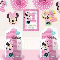 Minnie Mouse First Birthday Party Supplies