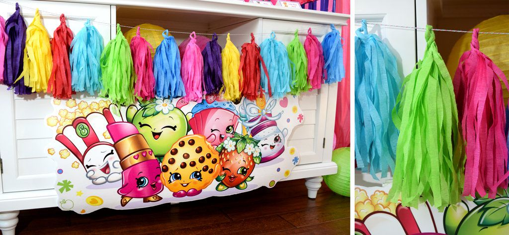 Shopkins Party Decorations