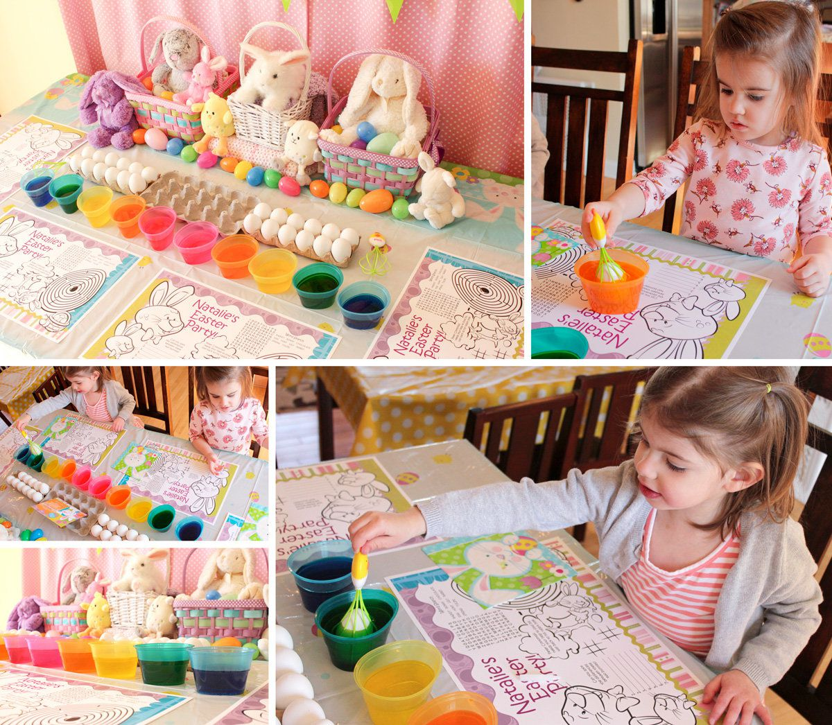 Easter Party Ideas At Birthday In