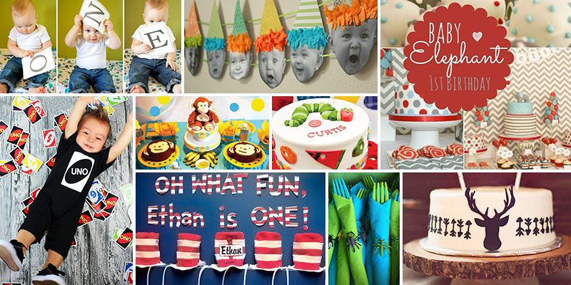 Boys 1st Birthday Parties Banner Image Your Little Guy Is Probably Just Starting To Be Mobile So That Means Hes Getting His Hands In Everything