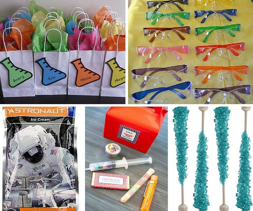 Science Birthday Party Ideas | Kids Party Ideas at Birthday in a Box