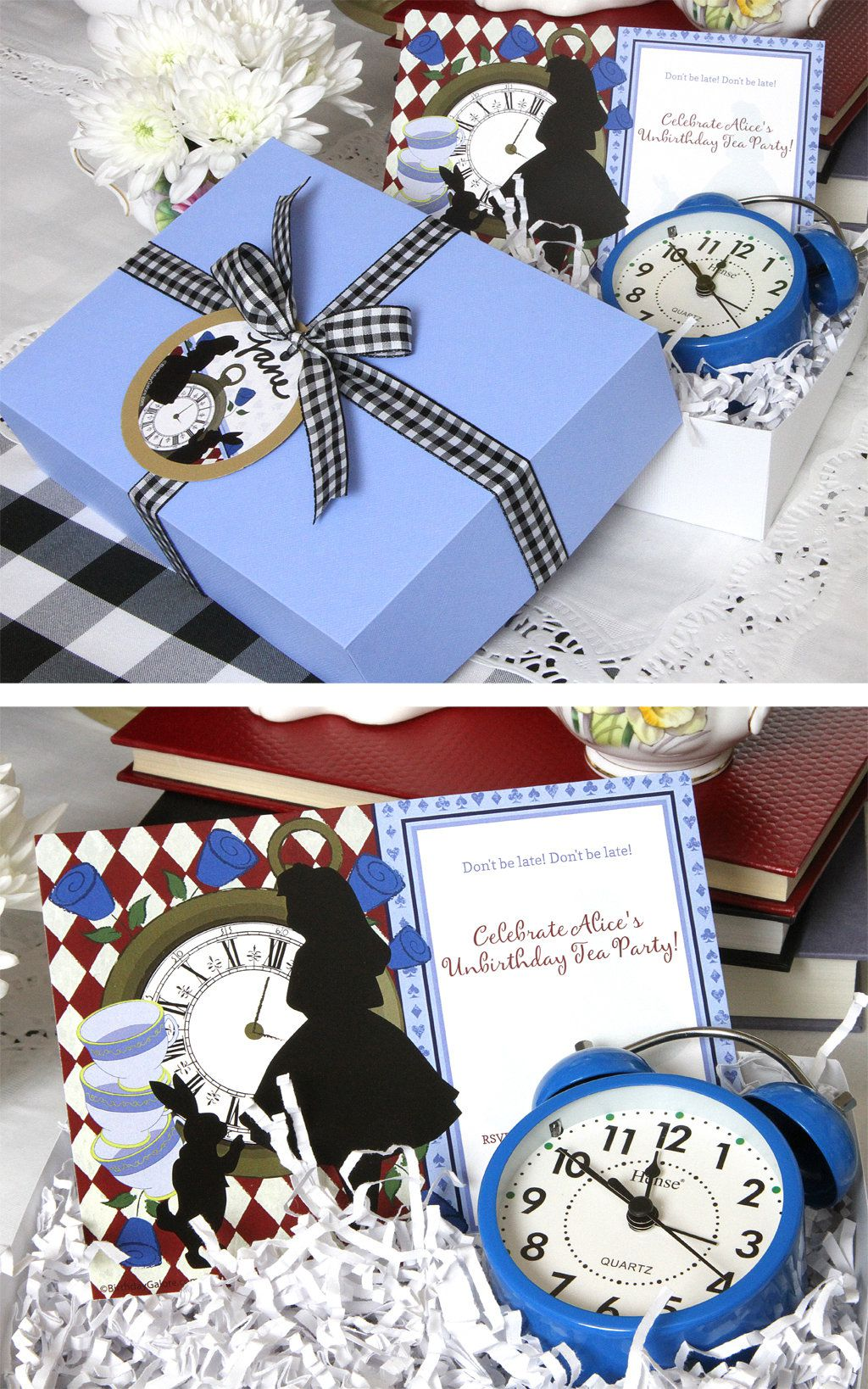 Alice In Wonderland Party Ideas | Birthday in a Box