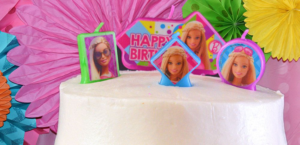 Barbie Party Ideas Glamour Party Ideas At Birthday In A Box