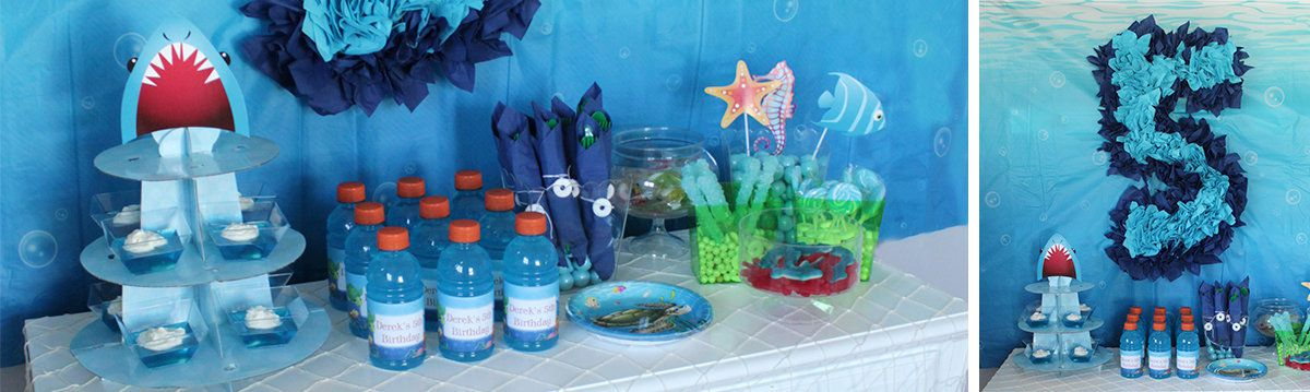 Ocean Party Ideas