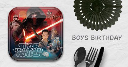 Kids Birthday, Boys, Disney, Princess, Cutlery, Decorations