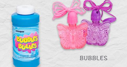Party Favors & Games, Bubbles