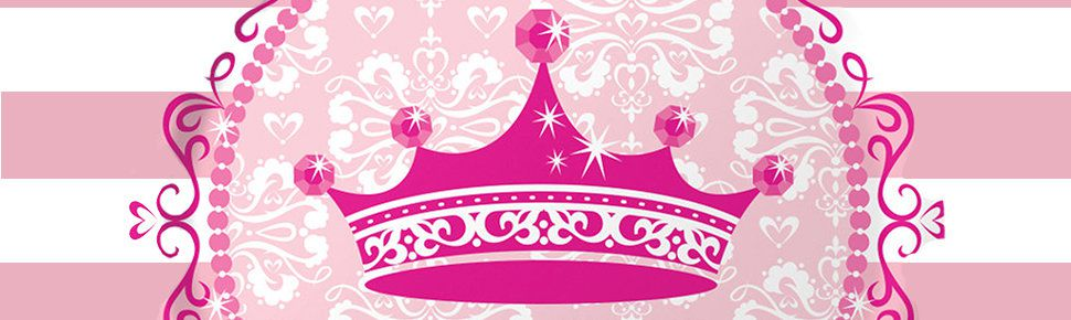 Pink Princess Ideas Pink Princess Kids Party Supplies For Girls