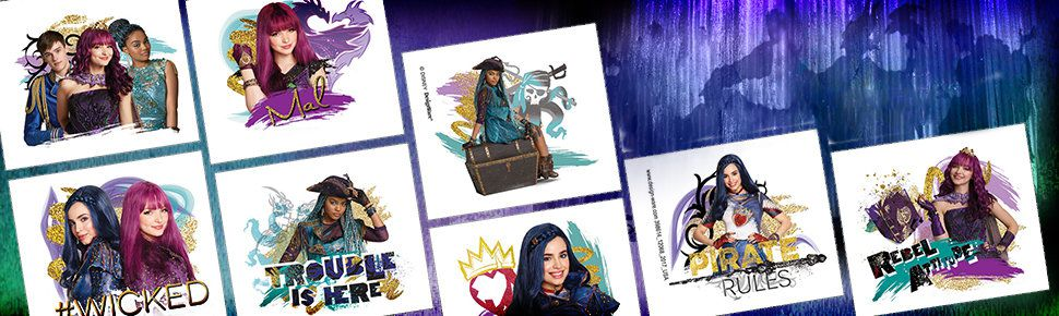 Descendants Party Supplies