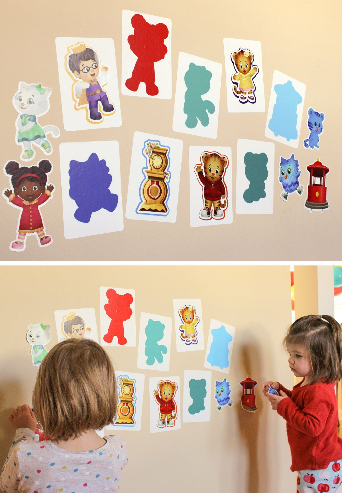 Daniel Tiger Party Activities