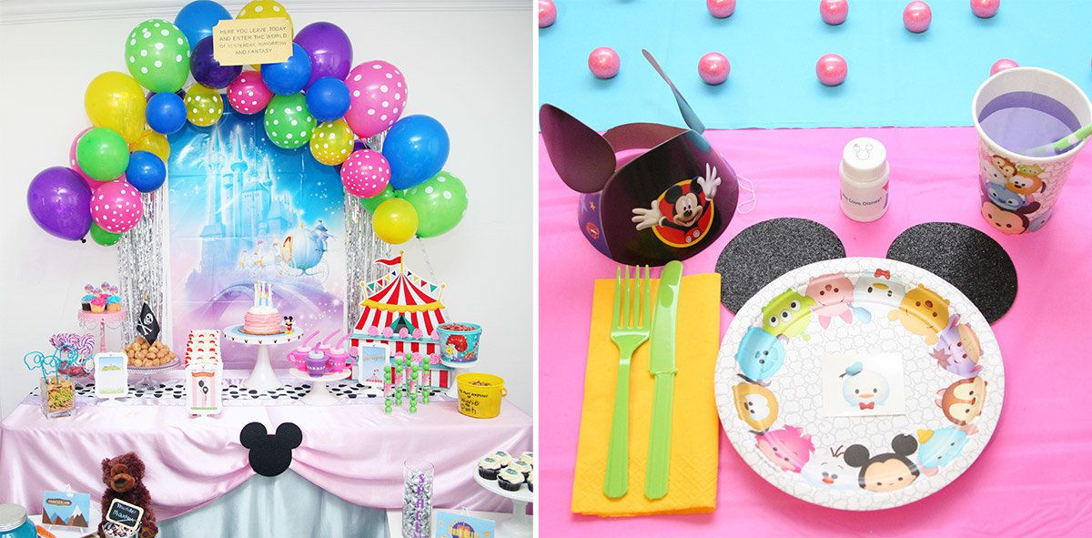 Disney Party Ideas