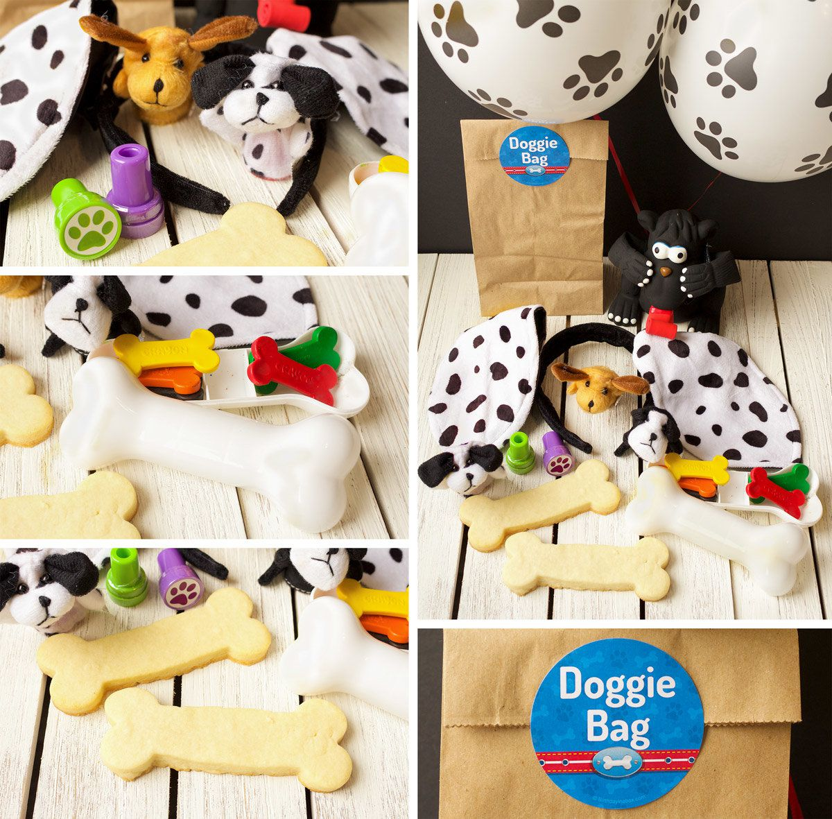 Puppy Party Favor Ideas