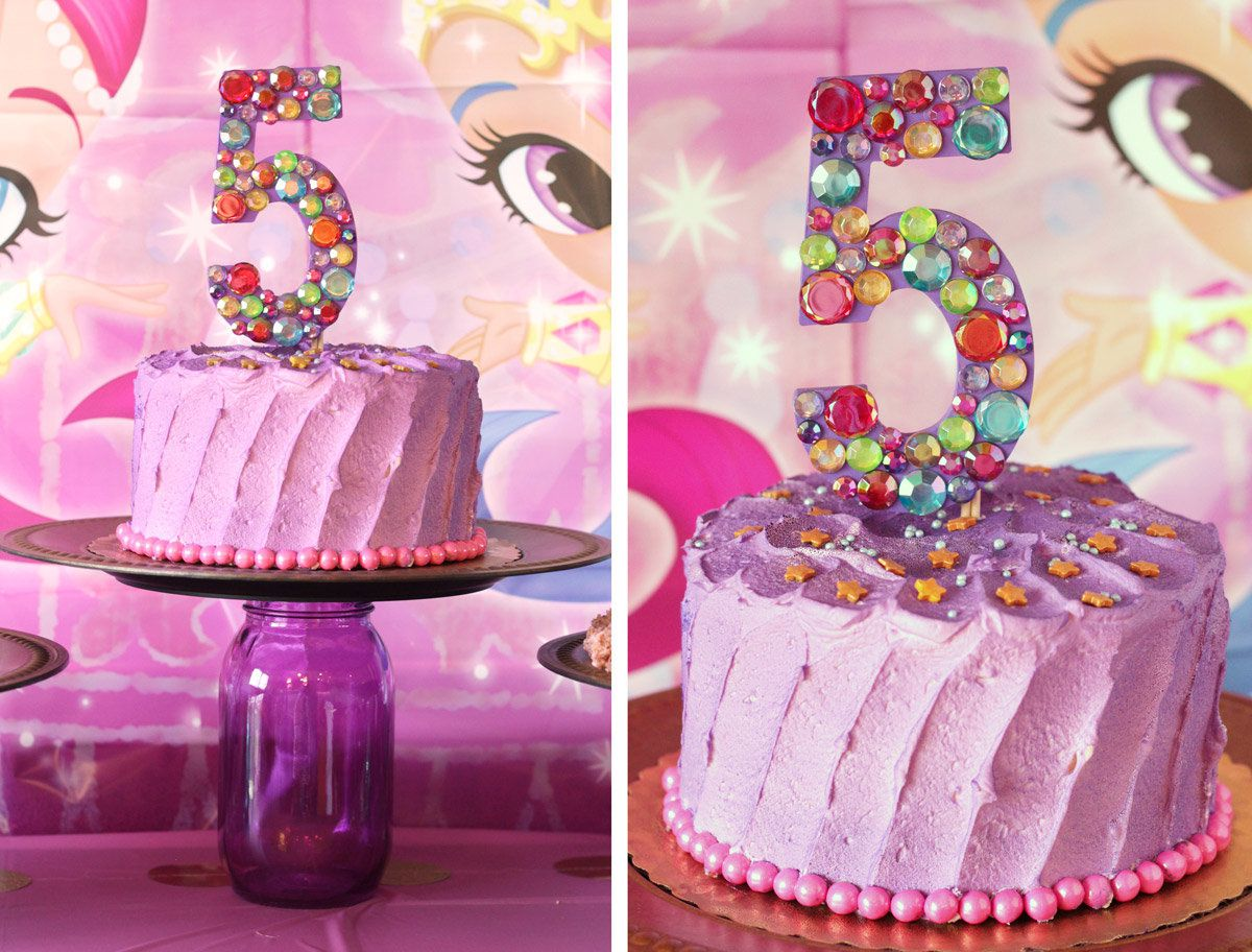 Shimmer And Shine Party Ideas Birthday In A Box