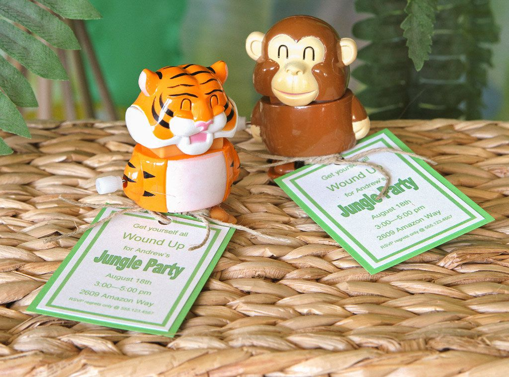 Jungle Party Ideas | Animal Party Ideas at Birthday in a Box