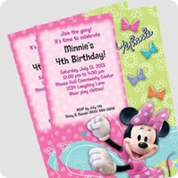 Minnie Mouse Party Supplies For Birthdays
