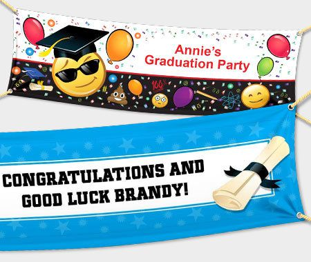 Party Themes, Graduation, Personalization