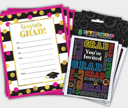 Party Themes, Graduation, Favors & Gifts