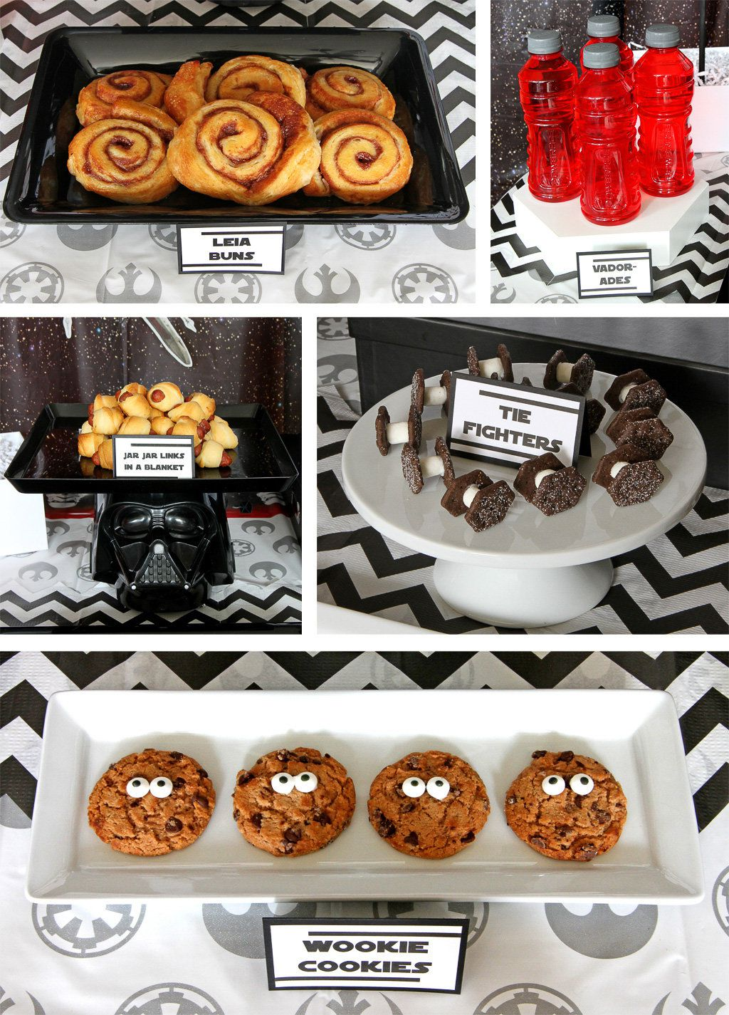 Star Wars Party - Food Ideas